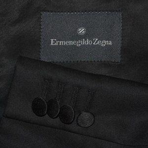 42R Ermenegildo Zegna Black Made in Italy TUXEDO